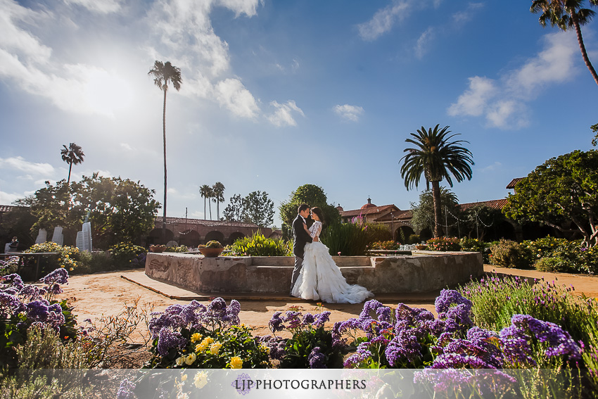 The Villa Wedding San Juan Capistrano