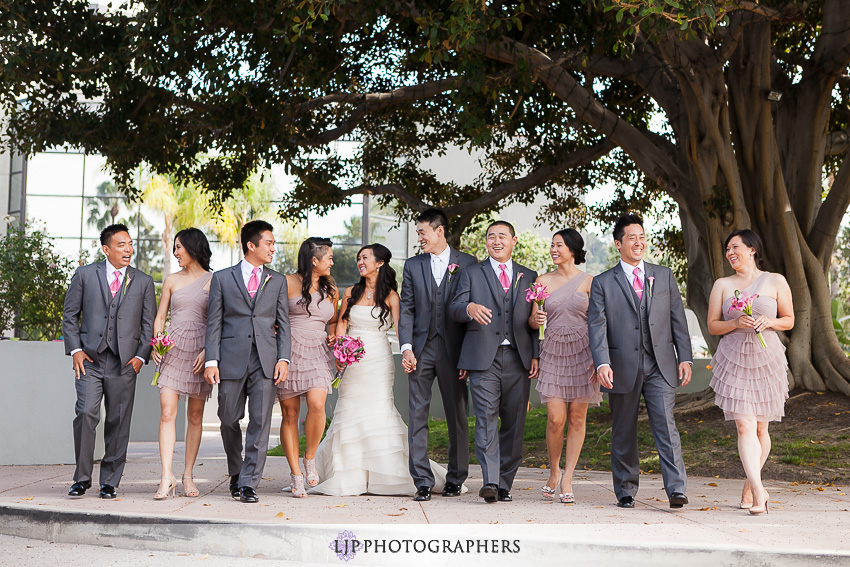 17-hilton-universal-los-angeles-wedding-photos