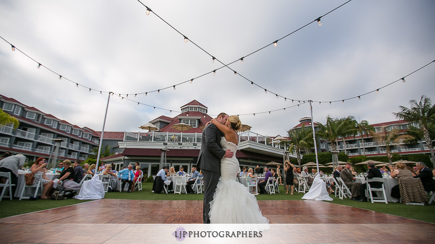 Laguna Cliffs Marriott Resort Spa Wedding Craig And Brittany