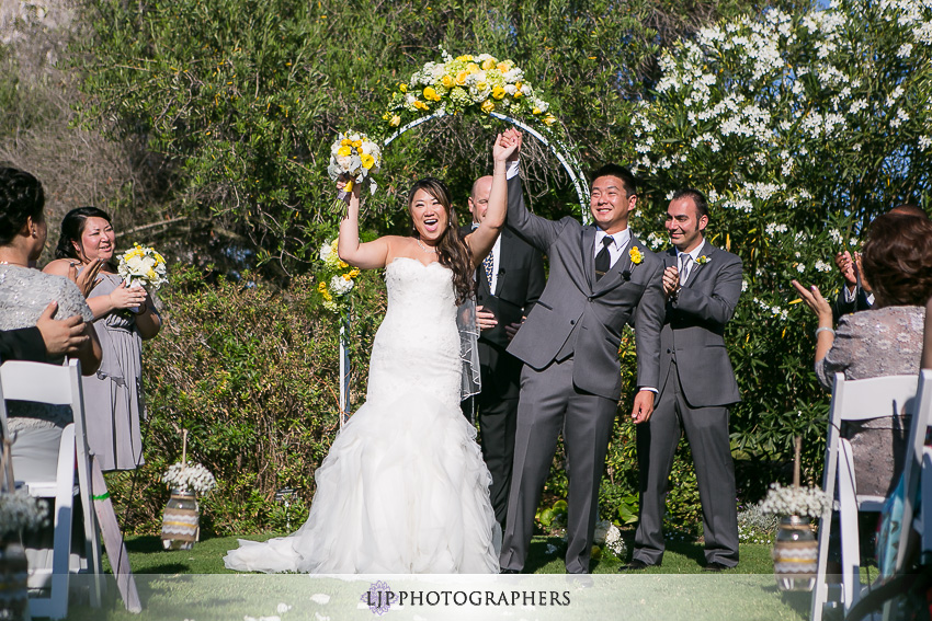 South Coast Botanic Garden Wedding Rex And Grace