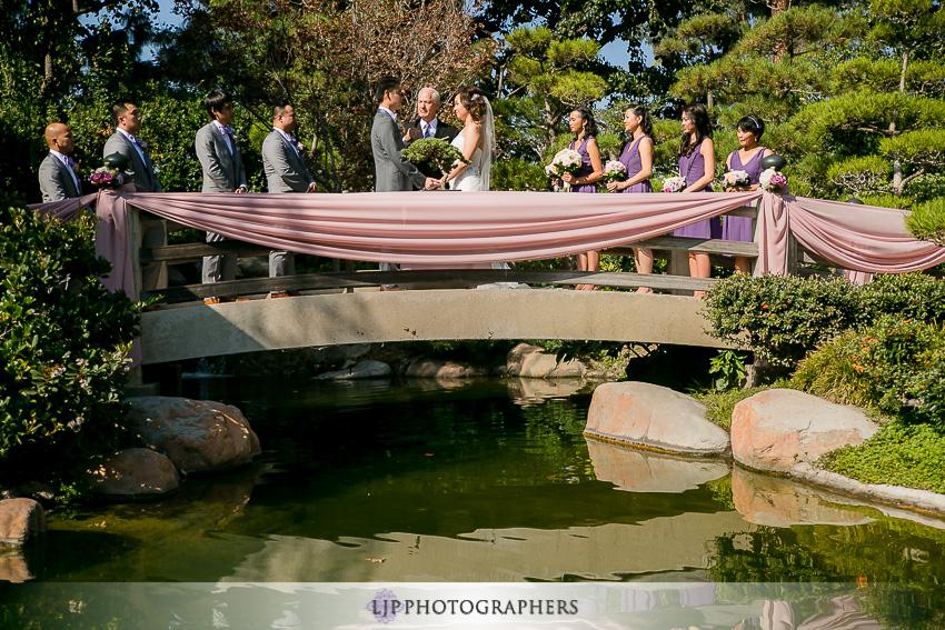 Earl Burns Miller Japanese Garden Wedding Thien And Ai Viet