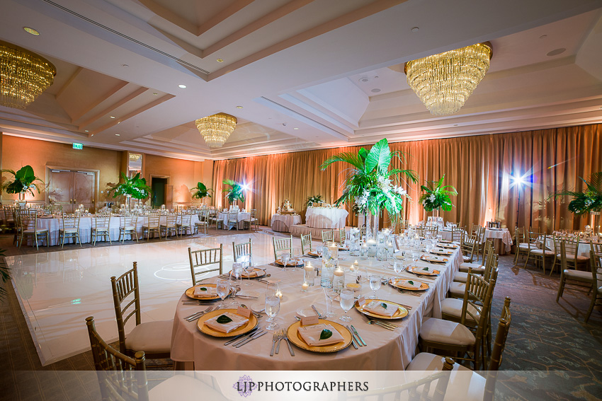 Island Hotel Newport Beach Wedding