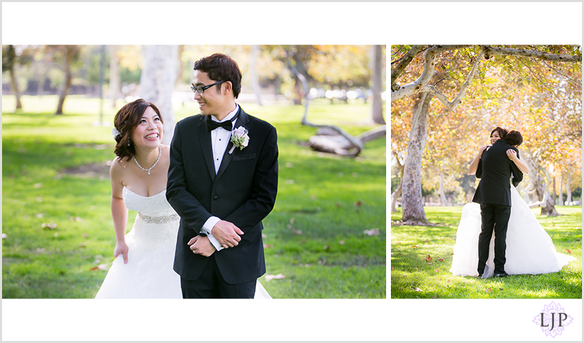 12-doubletree-by-hilton-hotel-monrovia-pasadena-wedding-photographer-first-look-couple-session-photos