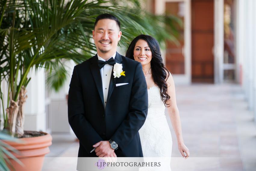 13-richard-nixon-library-yorba-linda-wedding-photographer-first-look-couple-session-photos
