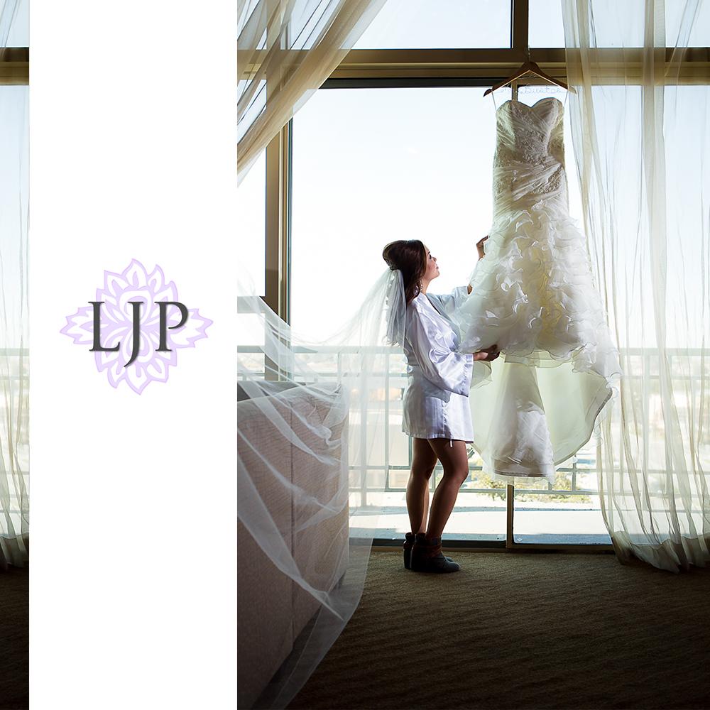 Embassy Suites Brea Wedding | Jay and Cheryl