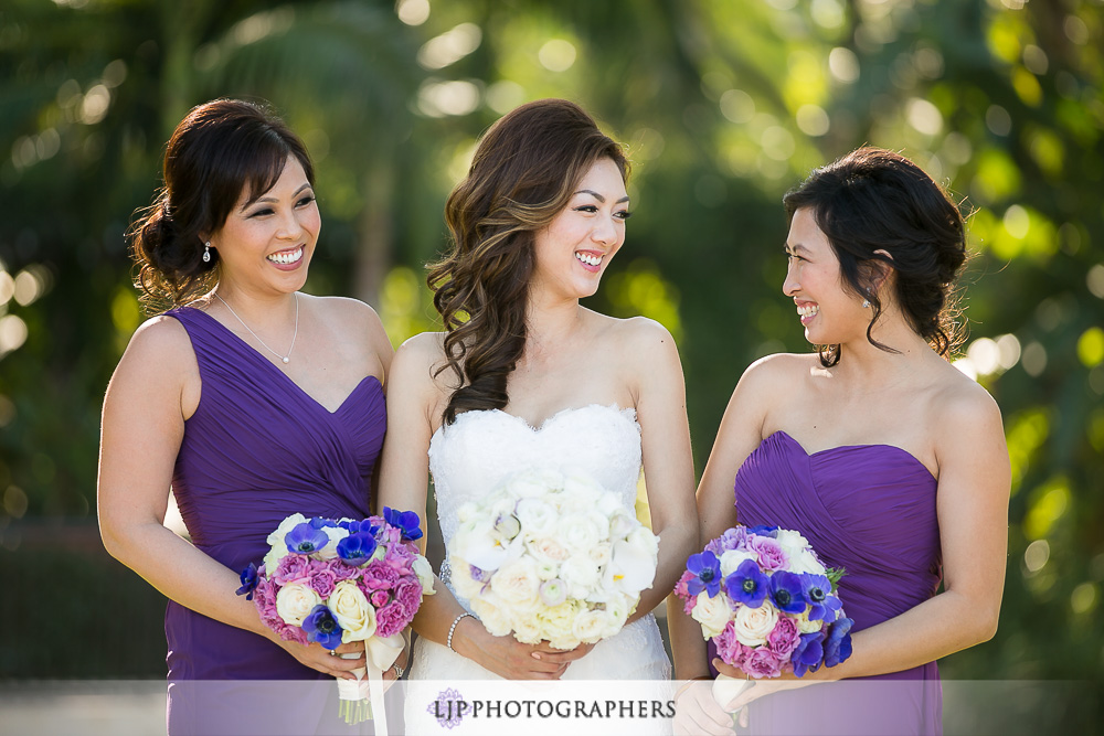 16-pacific-palms-resort-wedding-photographer-first-look-wedding-party-photos