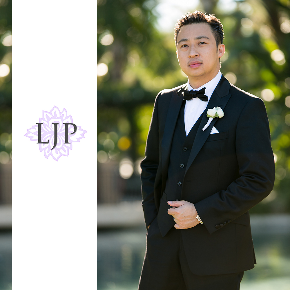 17-pacific-palms-resort-wedding-photographer-first-look-wedding-party-photos
