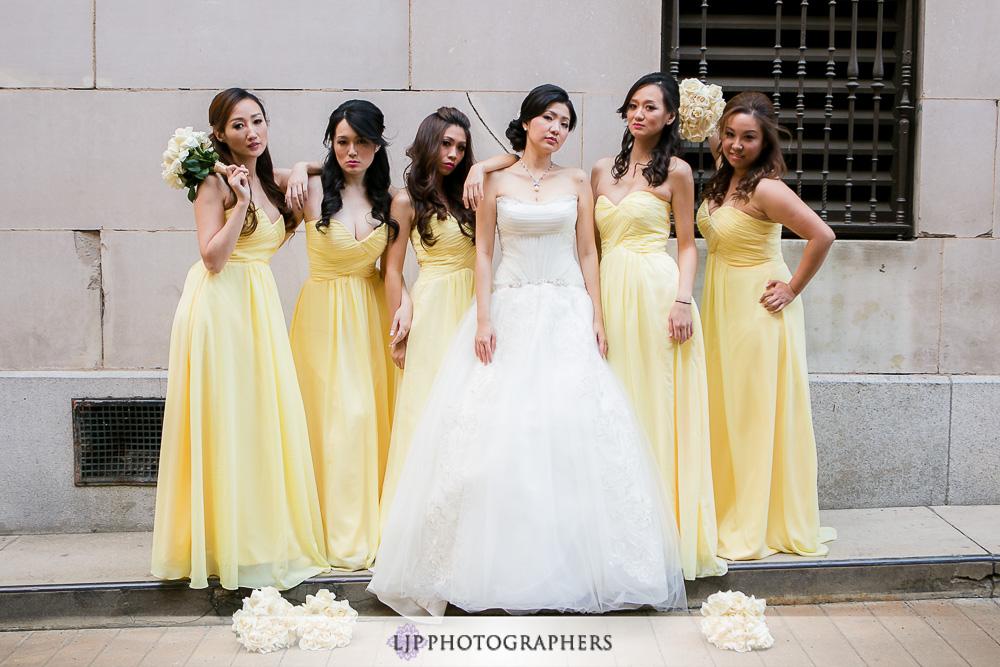 12-millennium-biltmore-hotel-los-angeles-wedding-photographer-couple-session-wedding-party-photos