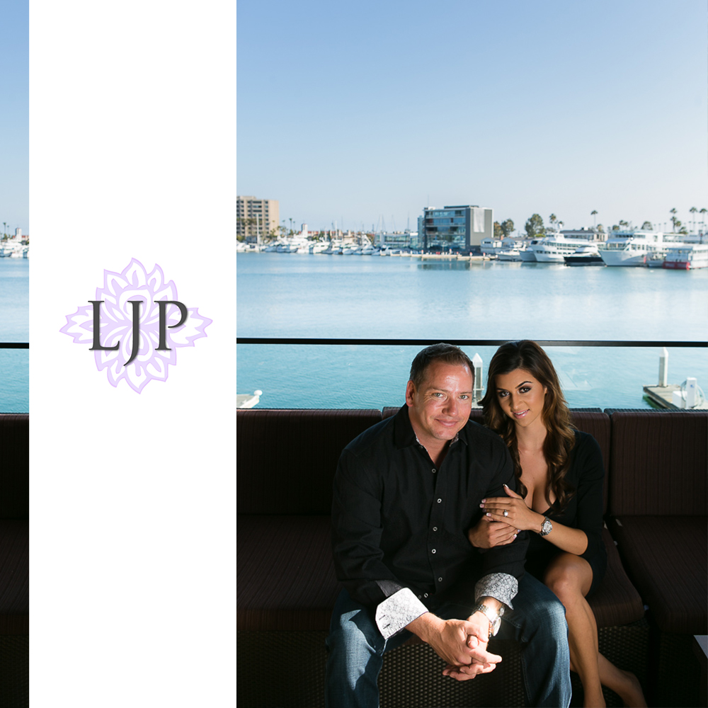 02 The Winery Restaurant Newport Beach Engagement Photographer