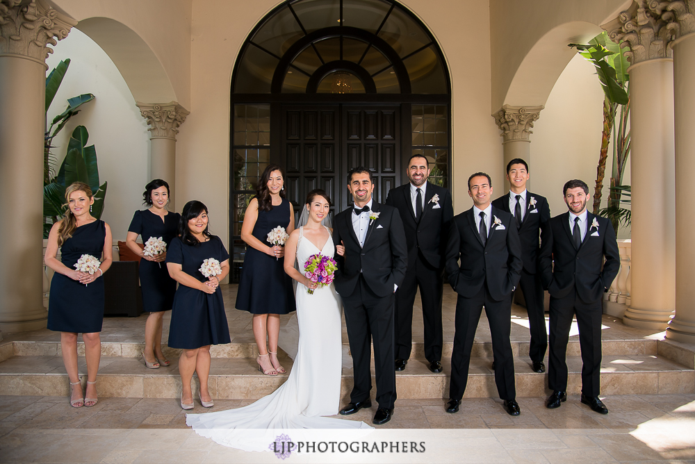 08-san-clemente-wedding-photographer-first-look-couple-session-wedding-party-photos