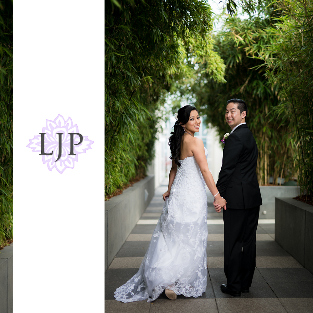13-jw-marriott-los-angeles-wedding-photographer-first-look-wedding-party-couple-session-photos