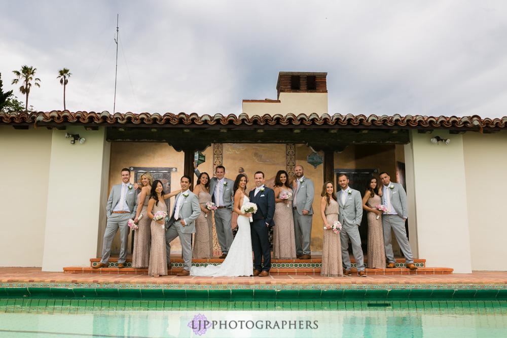 21-adamson-house-malibu-wedding-photographer-wedding-first-look-wedding-party-photos