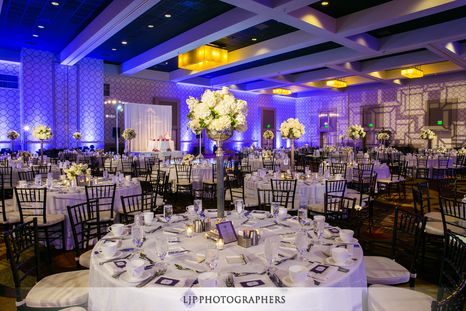 Jw Marriott Los Angeles Wedding Jonathan And Irene