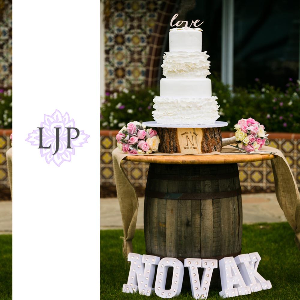 A Malibu Wedding With A Surprise Reception Location: Adamson House Malibu Wedding