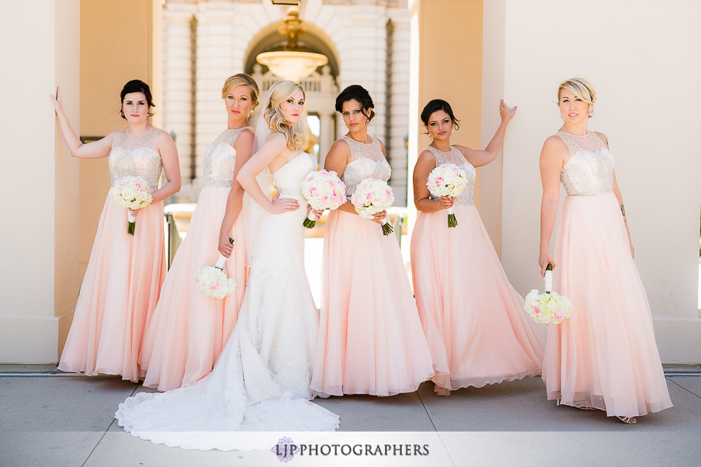 18-la-banquets-glenoaks-ballroom-wedding-photographer-first-look-wedding-party-couple-session-photos