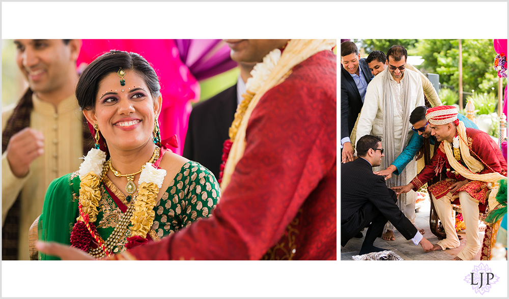 32-newport-beach-marriott-hotel-indian-wedding-photographer-baraat-wedding-cemony-photos