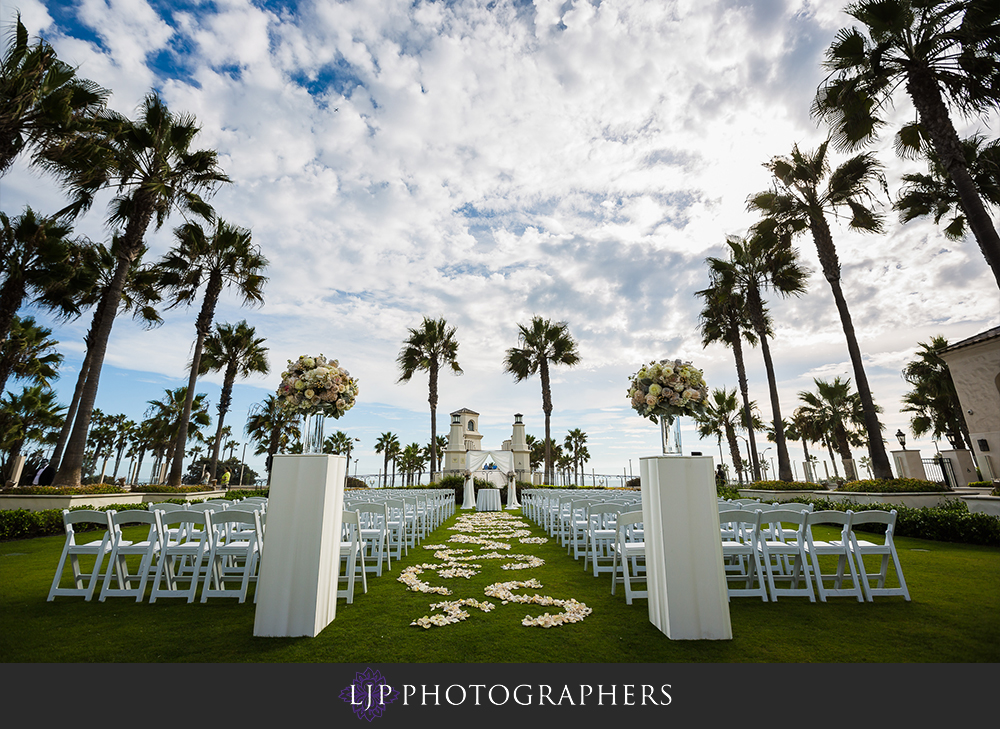 21 Hyatt Huntington Beach Wedding