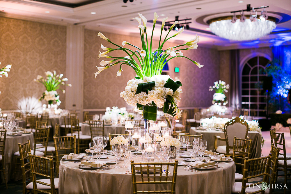 Four Seasons Hotel Beverly Hills Wedding