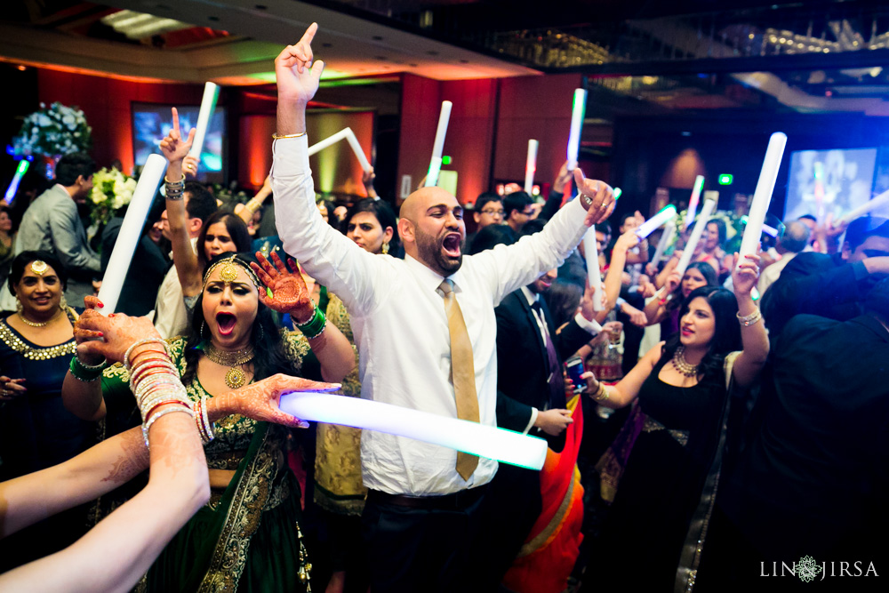 34-Hilton-Universal-Los-Angeles-Indian-Wedding-Reception-Photography