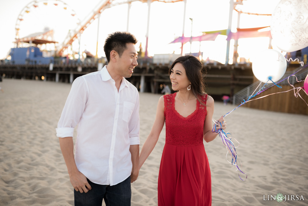 03-Santa-Monica-Engagement-Photography