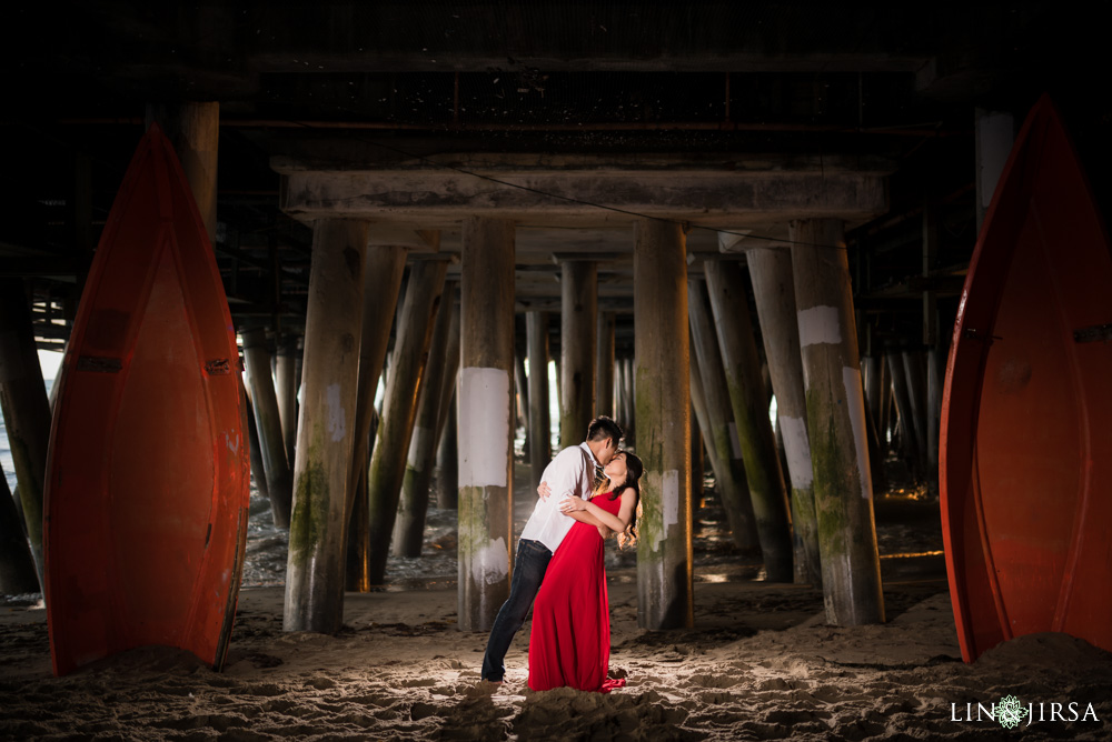 06-Santa-Monica-Engagement-Photography