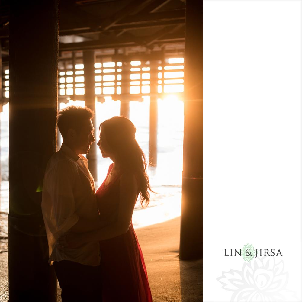 07-Santa-Monica-Engagement-Photography