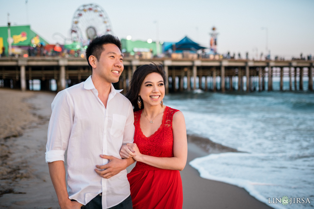 09-Santa-Monica-Engagement-Photography