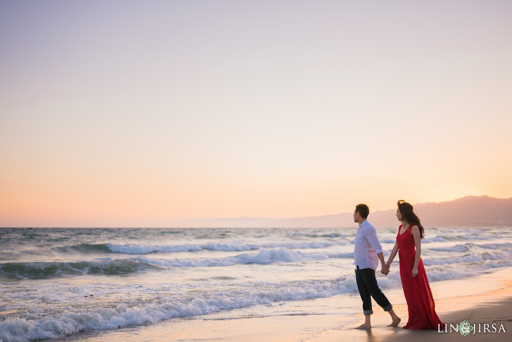 14-Santa-Monica-Engagement-Photography