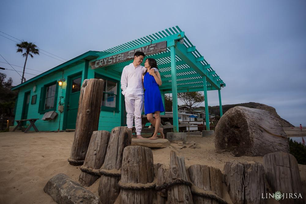15-Crystal-Cove-San-Juan-Capistrano-Engagement-Photography
