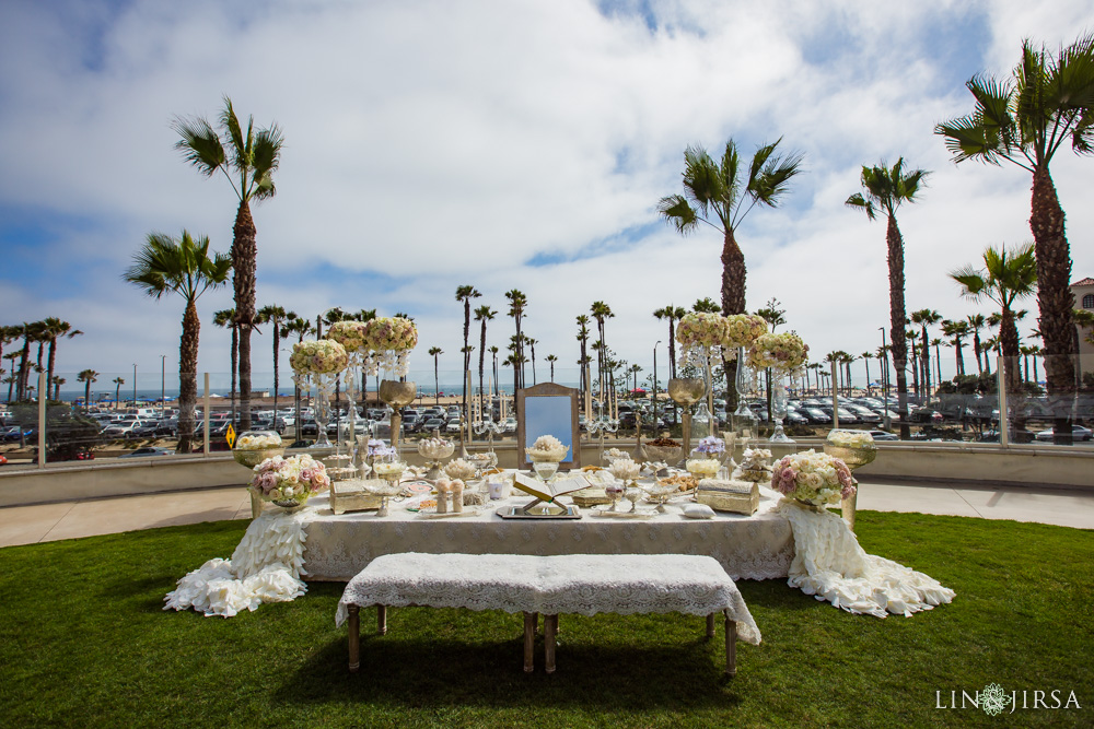 hyatt regency huntington beach wedding mariam aria