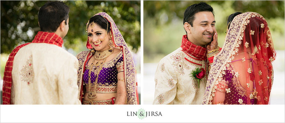 13-hilton-los-angeles-universal-city-indian-wedding-photographer-first-look