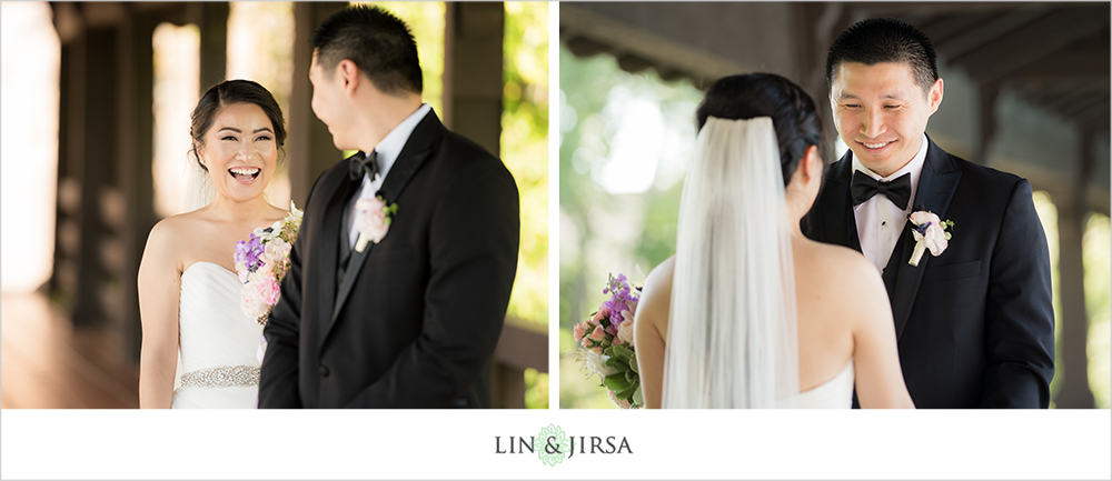 13-the-langham-pasadena-wedding-photographer-first-look-couple-session