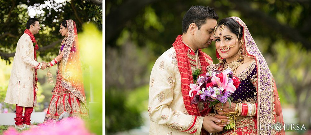 14-hilton-los-angeles-universal-city-indian-wedding-photographer-first-look