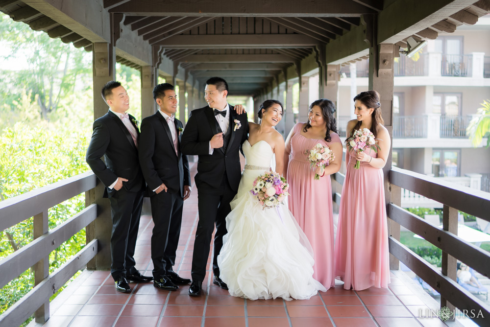 16-the-langham-pasadena-wedding-photographer-wedding-party