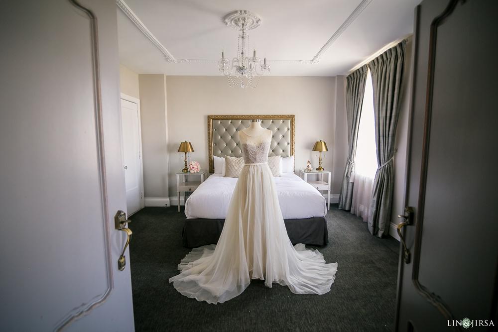 01 Culver Hotel Los Angeles Wedding Photography