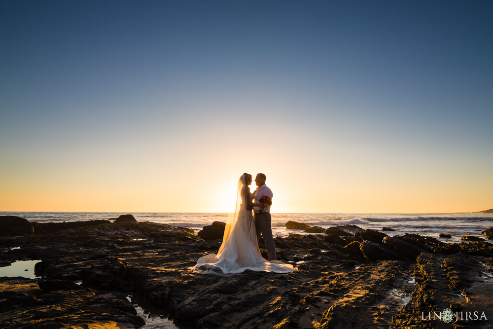 Beachcomber laguna beach wedding nikki tim for Cafe jardin newport beach