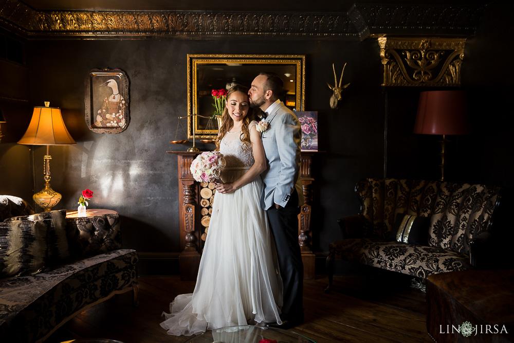 10 Culver Hotel Los Angeles Wedding Photography