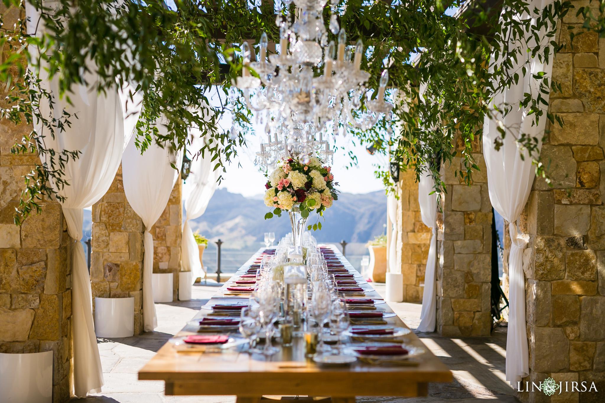 malibu rocky oaks estate wedding alejandra amp lamar