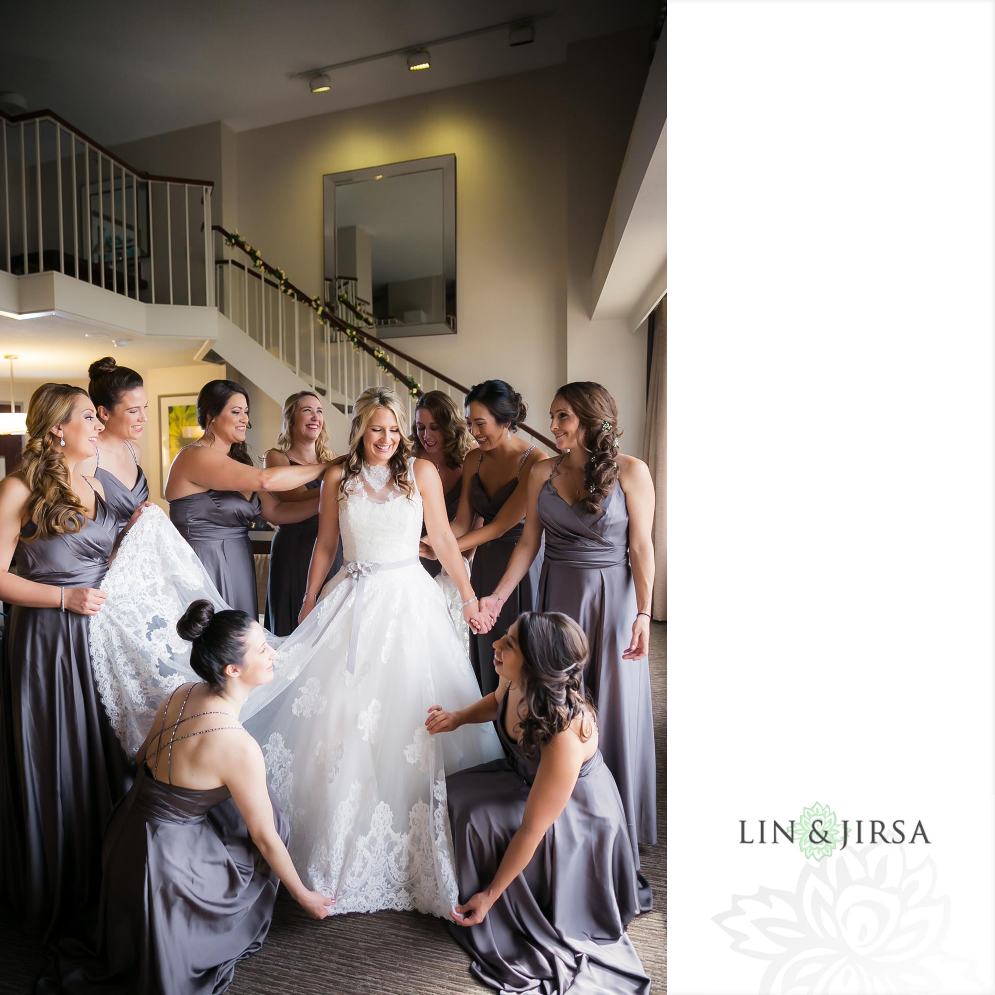04 Long Beach Museum Of Art Wedding Photography