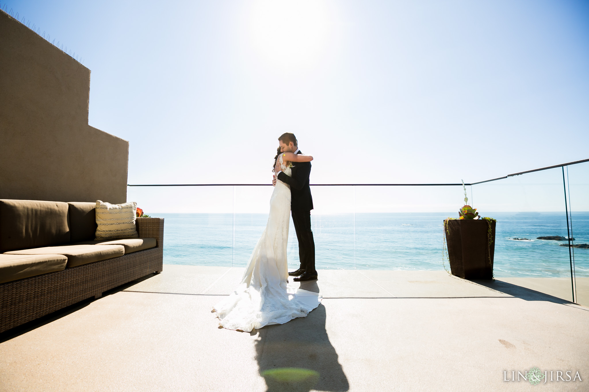 12-surf-and-sand-resort-jewish-wedding-photography