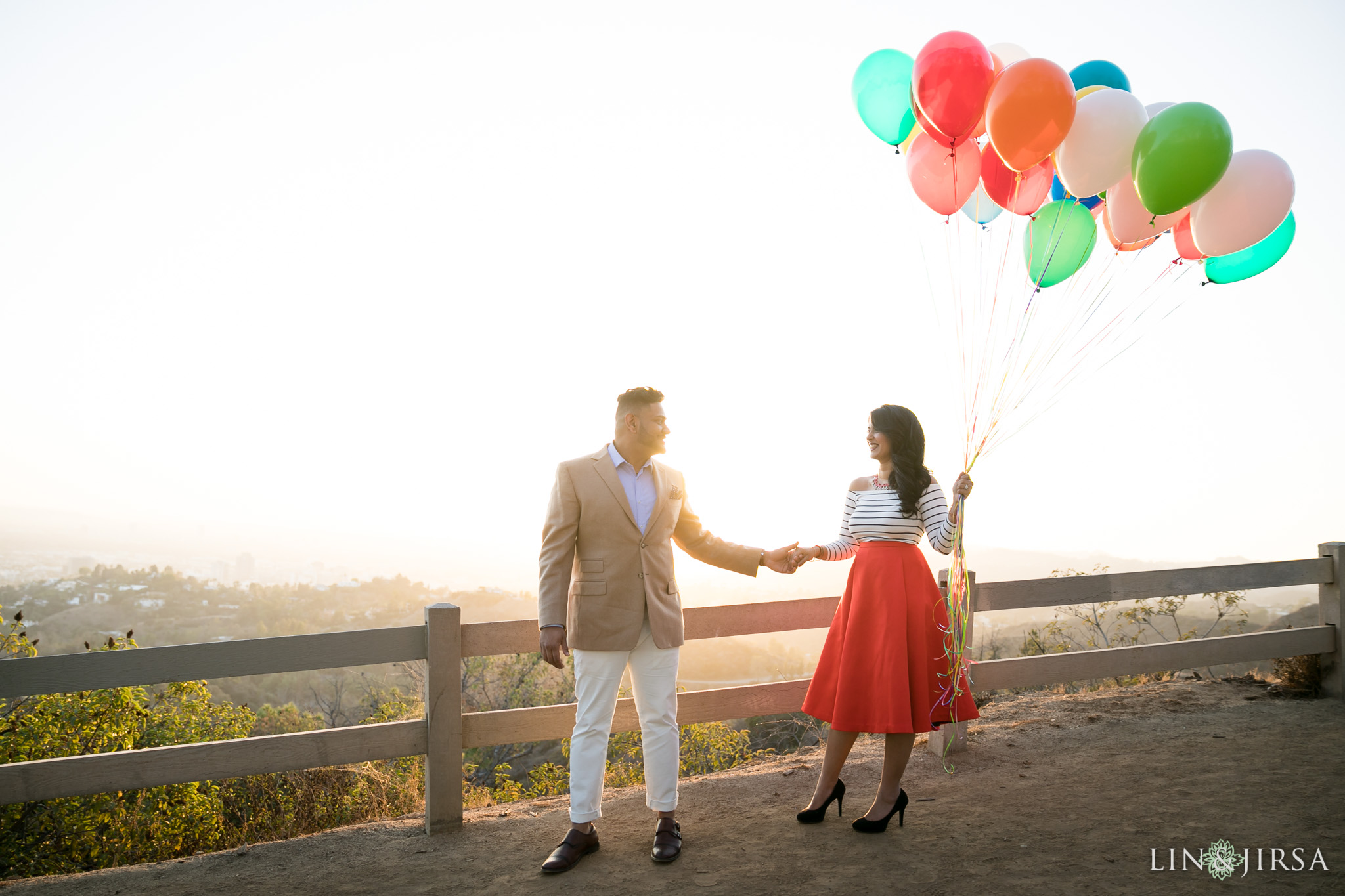 01-los-angeles-griffith-observatory-engagement-photography