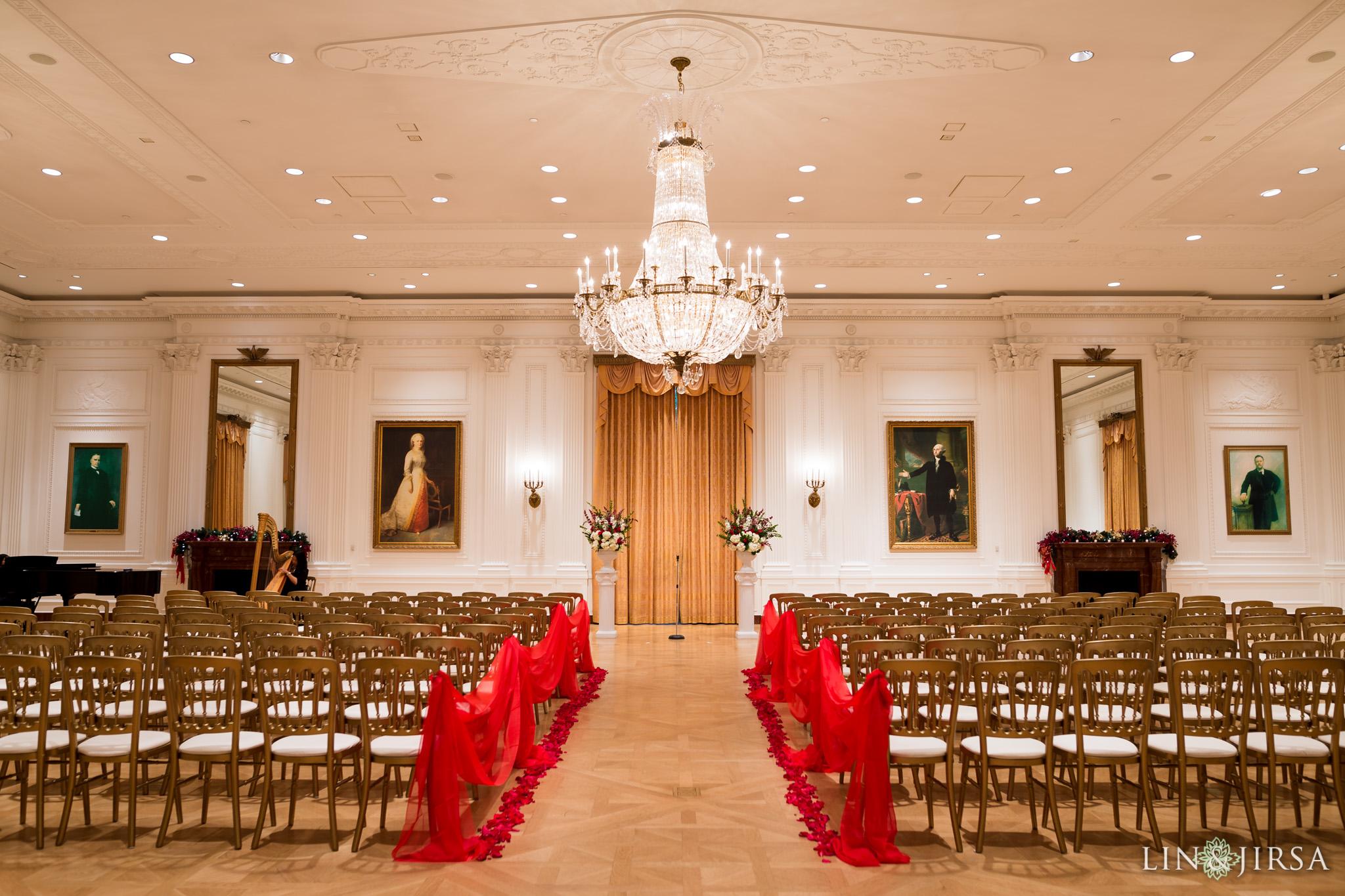 nixon presidential library wedding