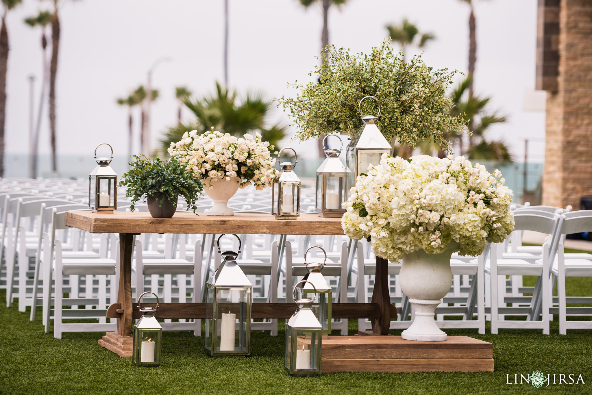 Pasea Resort Huntington Beach Wedding