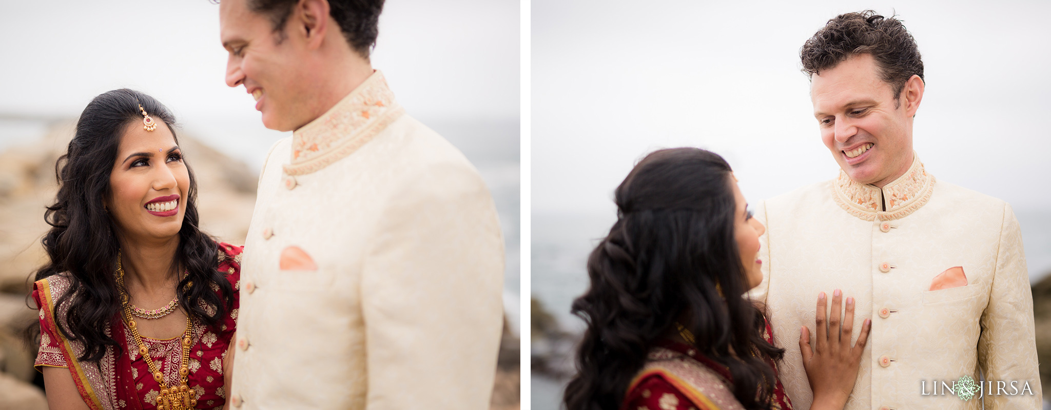 Laguna Cliffs Marriott Indian Wedding | Nirupama & Matthew