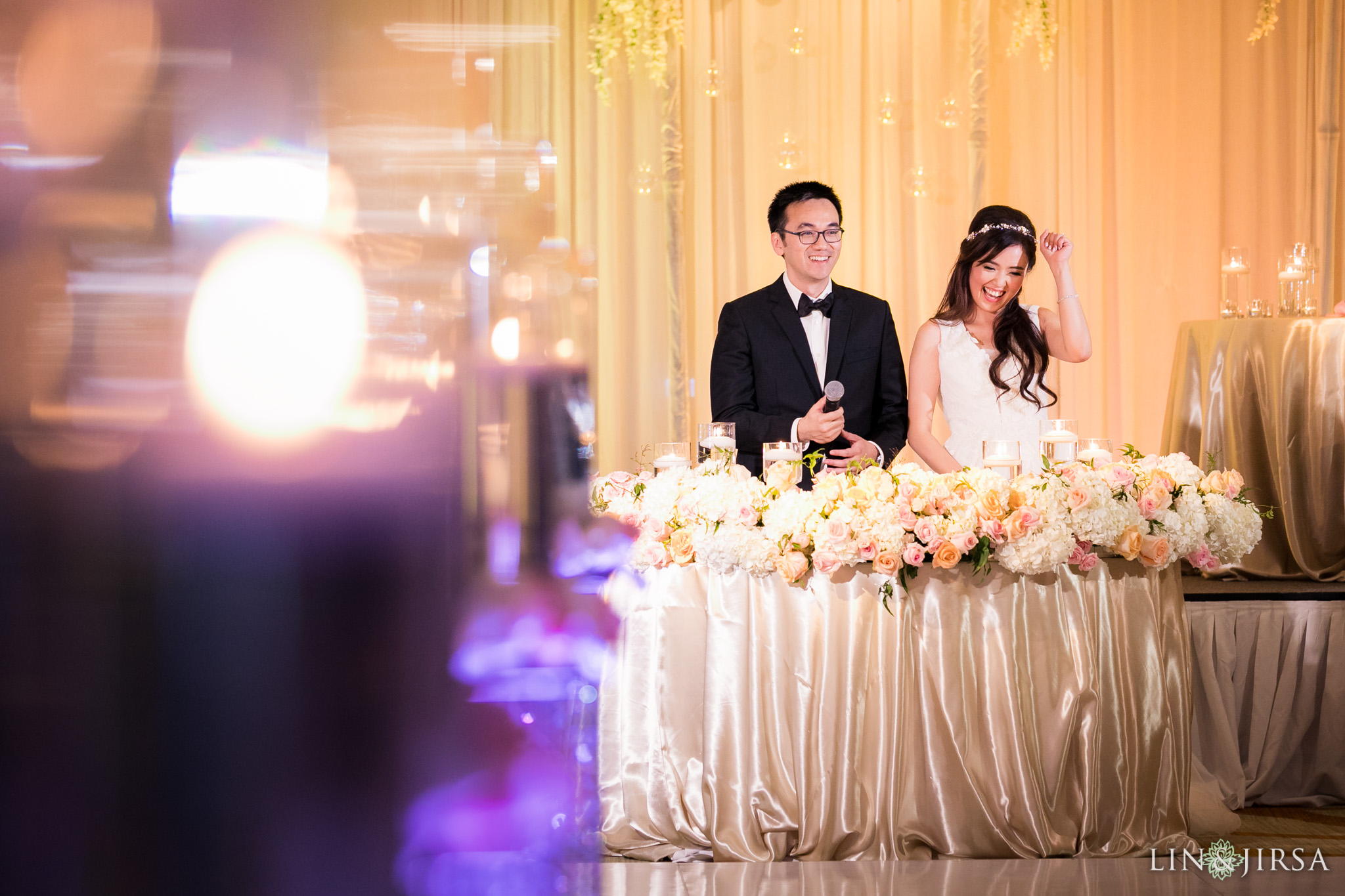 Hyatt Regency Orange County Wedding Nataline Amp Vu
