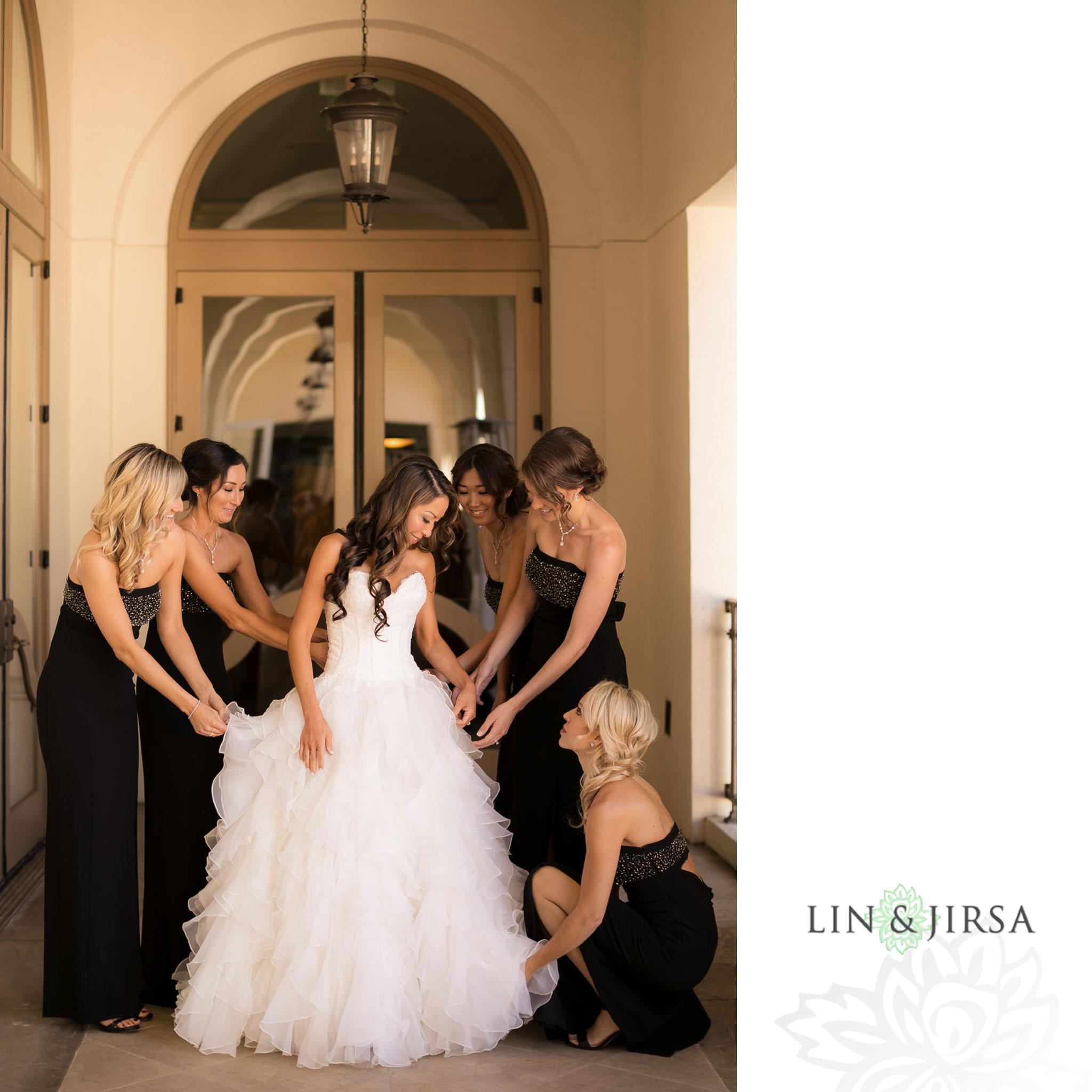 05 monarch beach resort bride wedding photography