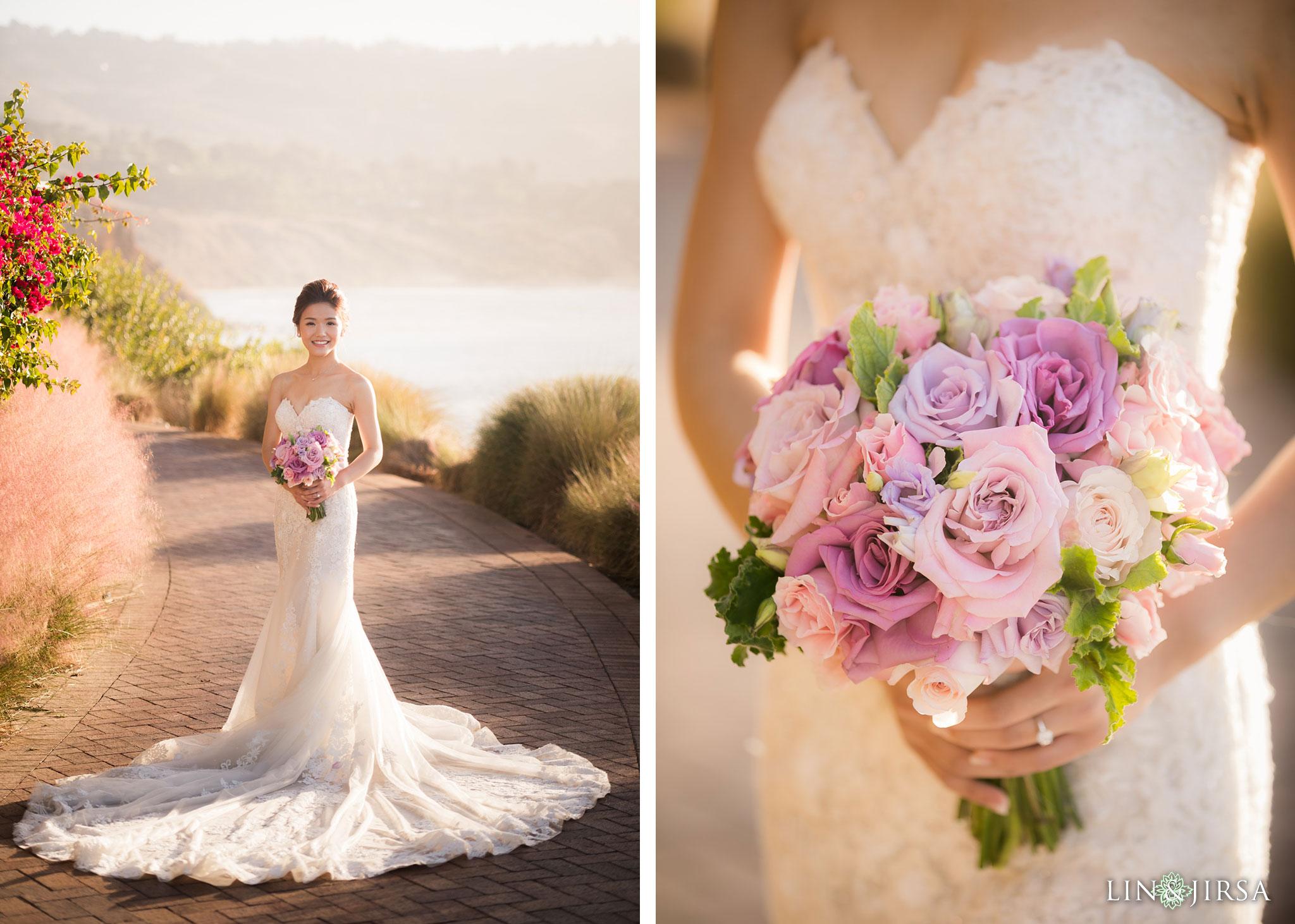 05 terranea resort bride wedding photography