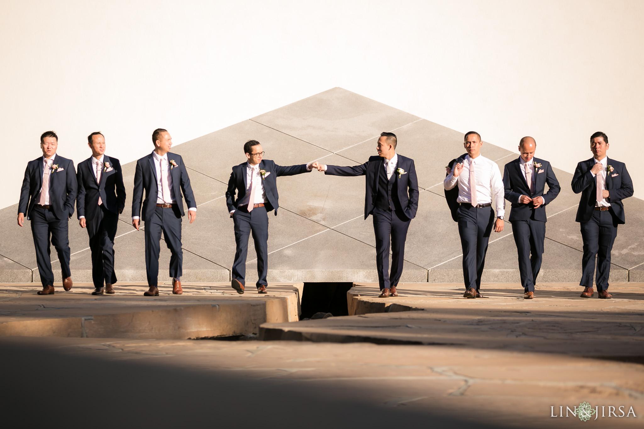 08 hilton costa mesa groomsmen wedding photography