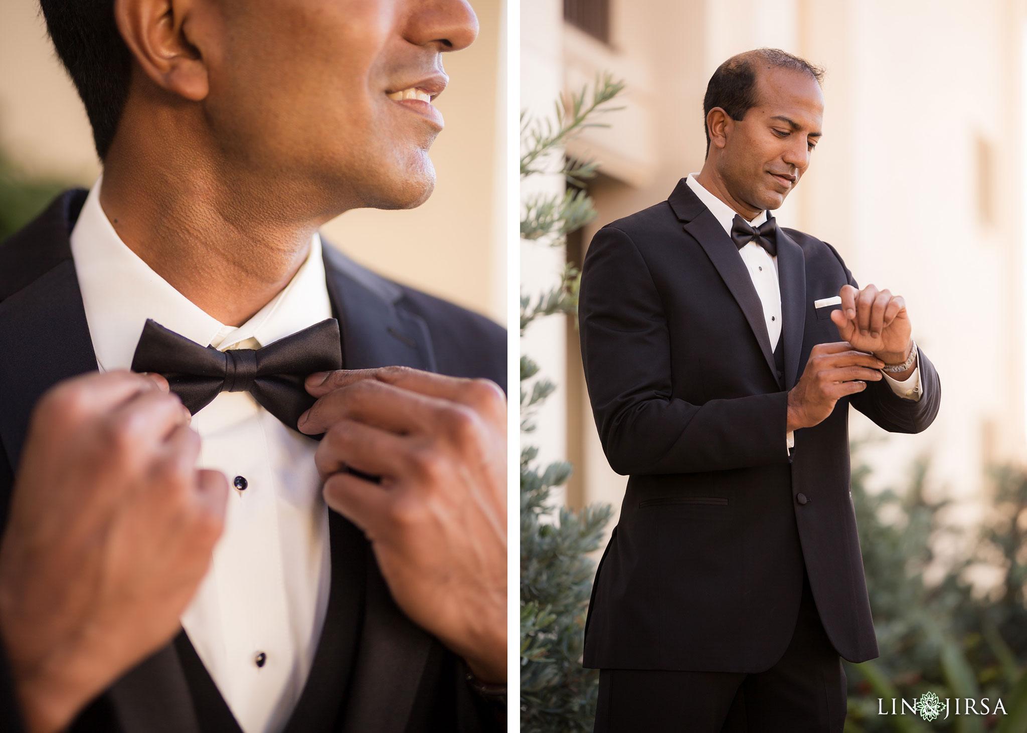 08 monarch beach resort groom wedding photography