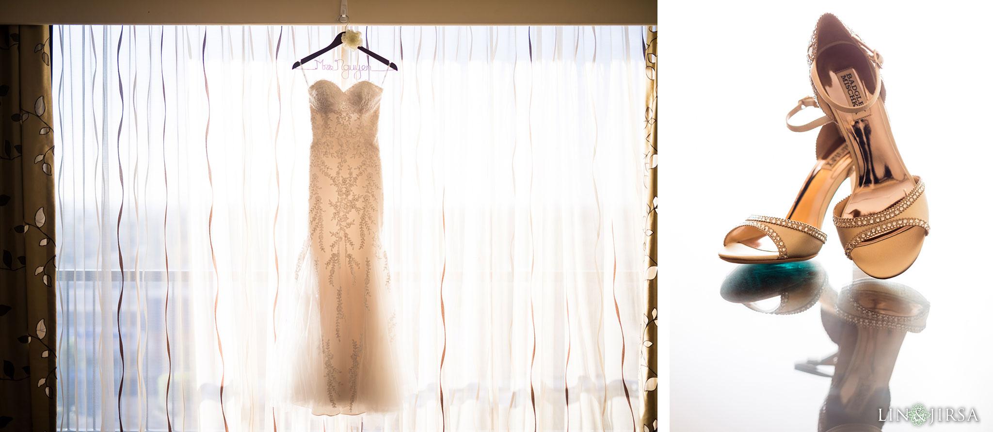 12 hilton costa mesa bride wedding photography